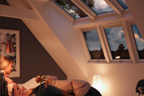 Je besser die Tageslicht- und Luftsituation in Ihrem neuen Zuhause ist, desto wohler und gesünder fühlen Sie sich dort.